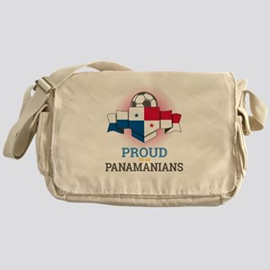 Football Panamanians Panama Soccer T Messenger Bag